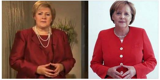 Norwegian prime Minister. Idolizing Angela, Hitlers daughter