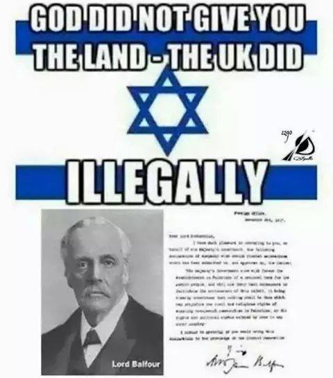 They needed the Country of Israel by UN to act as smokescreen and as rough state for terrorizing the World to follow their commands by the Threat of the nuclear Samson Option, with warheads with the potential to reach Europe. While all eyes are on fake 'Israel', they take the whole World, by finance from The City in London, military from Washington D.C. and spiritual religious deceptions from Vatican/Rome; Anti-Christs New World Order.