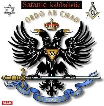 Sabbatean Khazarian/Edomite Jews have done a coup'd etat of higher circles of Scottish Rite of Freemasonry of B'nai Brith a long. long time ago.