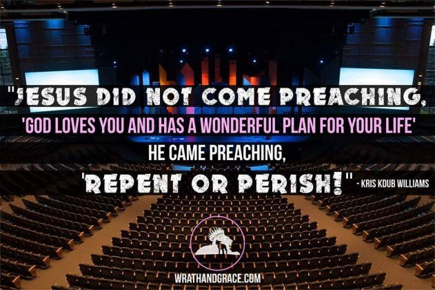 Den utvannede kristendommen med å tilbe maktpersoner, om det er Paver eller Keisere, holder ikke vann.