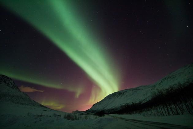 'Lyset fra Norden' i Midt-Østen spørsmålet