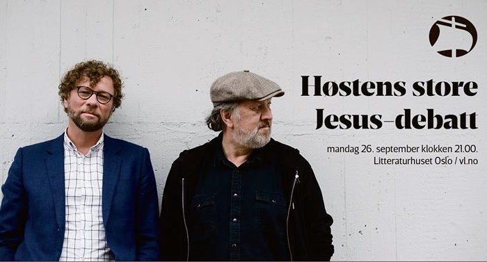 Bjørn Eidsvåg i Jesus-debatt