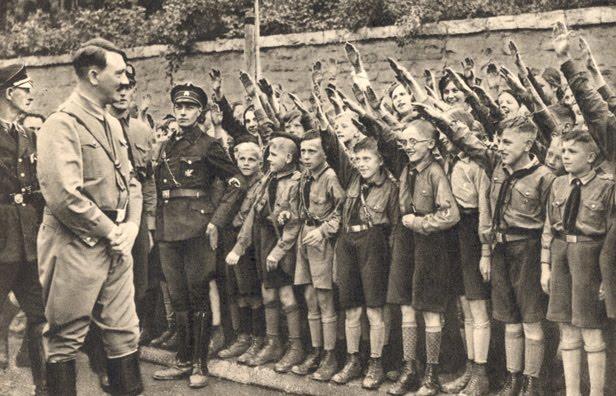 Hitlere, Leniner, Staliner og Trumper skal hylles I Dyrets systemer, som Nimrod, som guder,til tross for de sørgelige satanister og syndere de er.