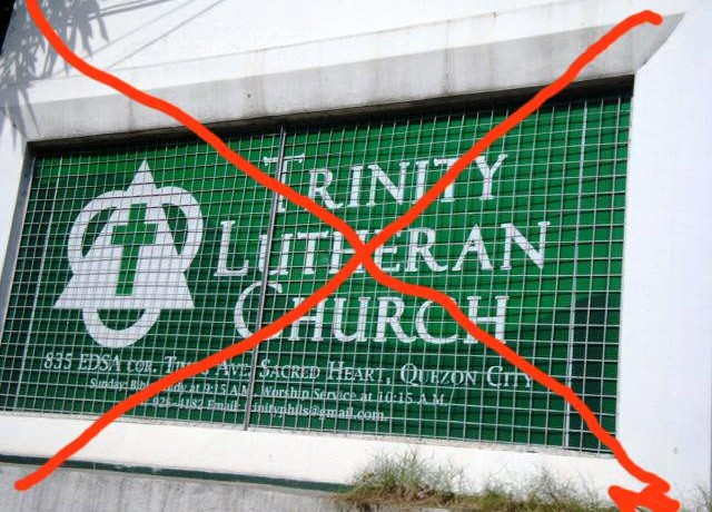 Protestants to scrap the doctrine of the Trinity
