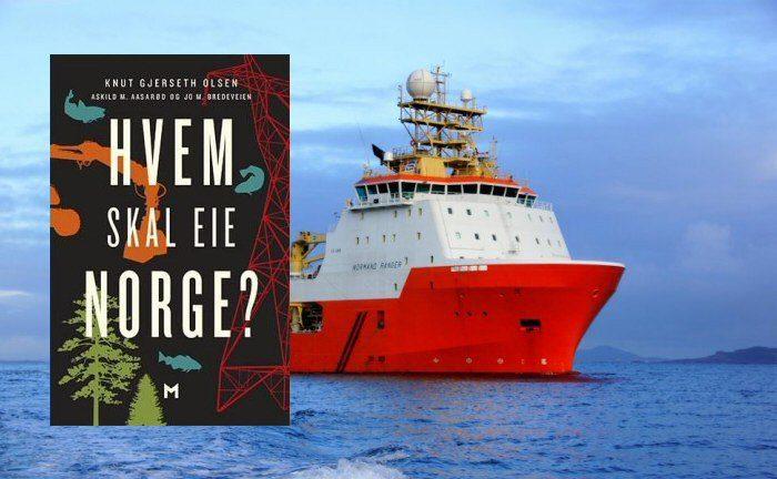 Norske sjømenn i fremtiden, og Fascismens overtagelse av  Norge