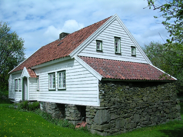 House_at_Jæren_in_Norway_Garborgheimen