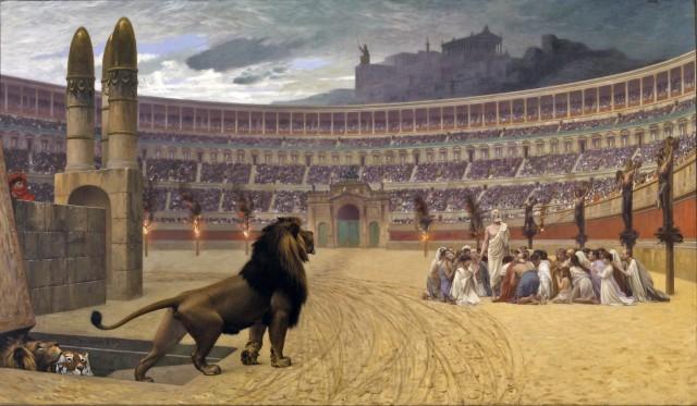 The Martyrs Last Prayer, exposing evil