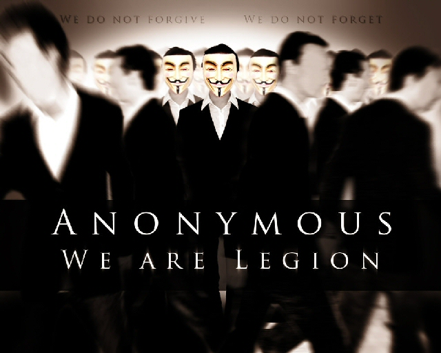 We Are Legions, We Are Many, We Are One