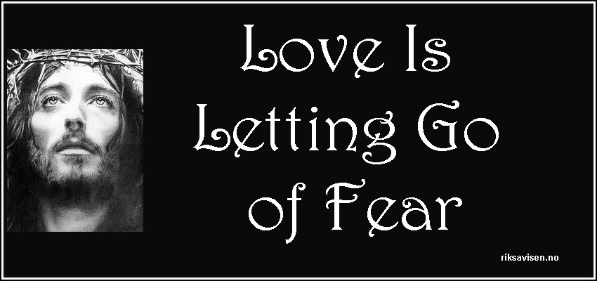 Love Thyself; Struggling with the Demons of Fear