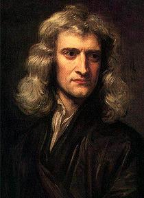 Sir Isaac Newton, 46 år gammel