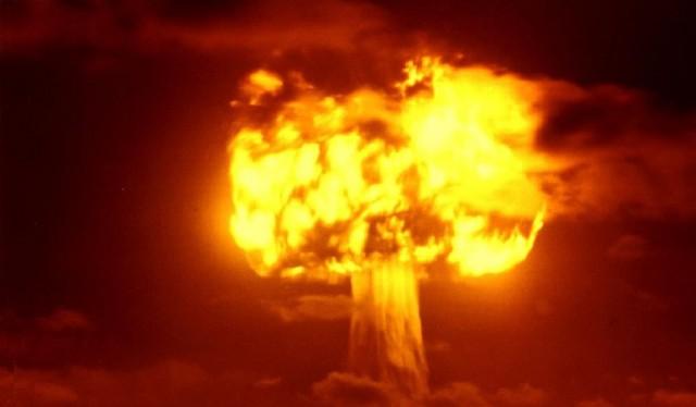 Nuclear Bomb Google Mushroom Fire