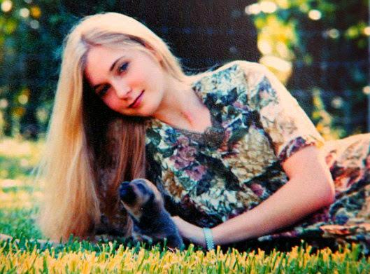 Virginia Roberts, 15 år