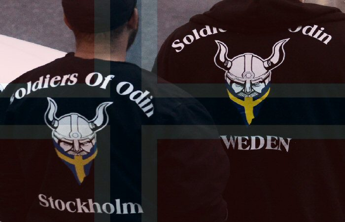 Pagan Soldiers of Odin with Oedipus issues
