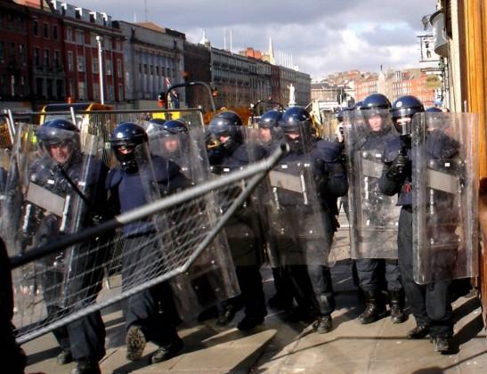 Mot 2012; Ikke-voldelige demonstrasjoner