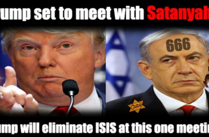 Bibi Trumping a War with Iran to save Himself?