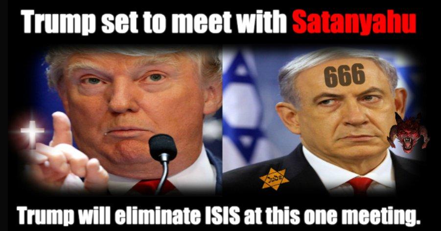 Bibi Trumping a War with Iran to save Himself?