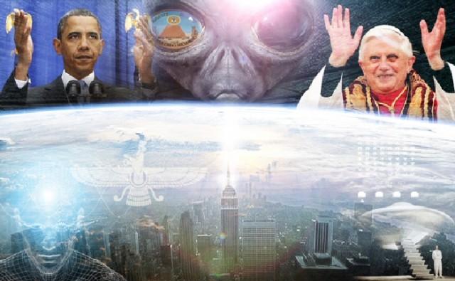 DISCLOSURE; Falske aliens og UFO'er truer menneskeheten?