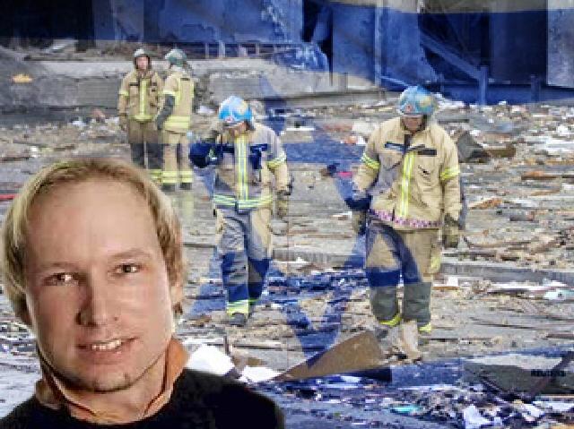 Vi husker at noen hadde satt opp Anders B. Breivik sin fake Facebook konto som 'kristen'. Mest sannsynlig var han Mossad, sendt ut av Sannhedrin for å skape dissens mot muslimer, og for jøder. Vi vet han var sionist, og mest sannsynlig Mosad-Sayanim.
