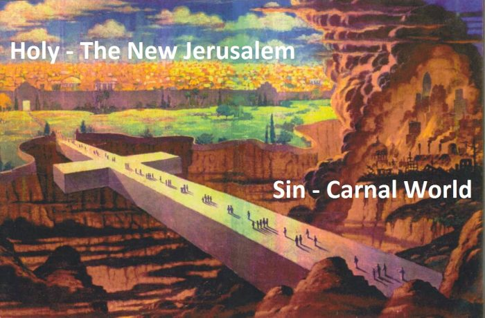 The Bridge to God