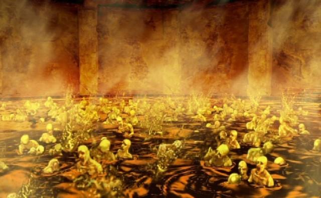 Dantes inferno og godt nytt år