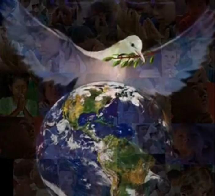 RETTE Israels oppgave på Jord; Kjærlighet til Verden