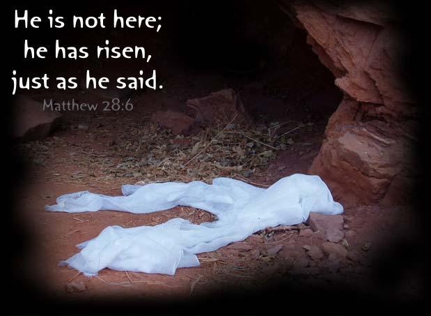 Han LEVER! Graven er tom . Satanistene har ingen makt over den sjel. :)