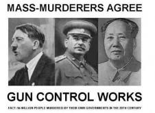 Bildeteksten sier; 'Fakta: 56 million mennesker har blitt drept av sine egne regjeringer i det 20-århundre'. Det tallet er et understatement, som vi skal se.