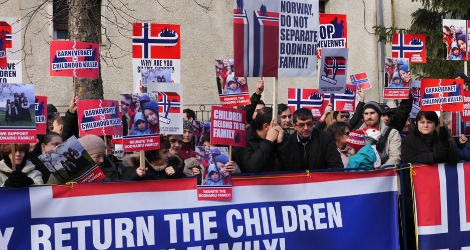 Norges Stjålne Barn – Statlig oppdragervold