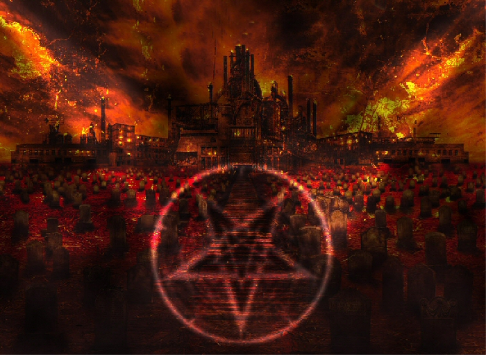 Satanismen i humanismen