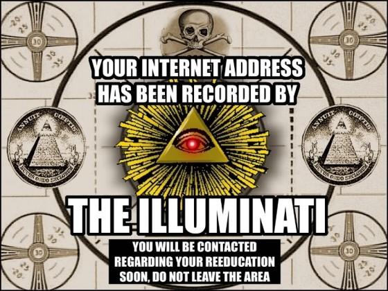 Hva skjer når de våkner de som har vært uvitende lurt til å gjøre Illuminatets tjeneste?