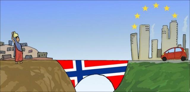 Korrupsjon i Norsk Politikk ?