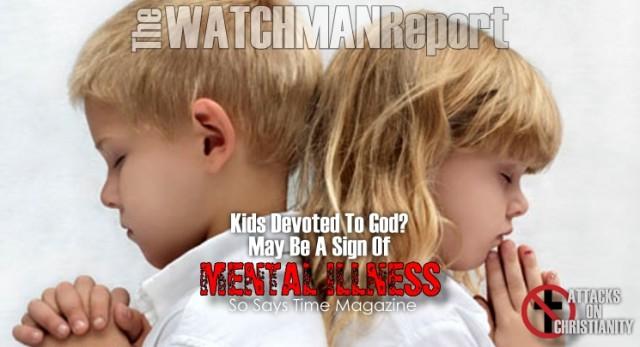 Satan har mange måter å binde dine barn til sin verdslige religion og åndsløse sfære på...