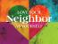 Neida, du skal ikke elske alle dine naboer som deg selv