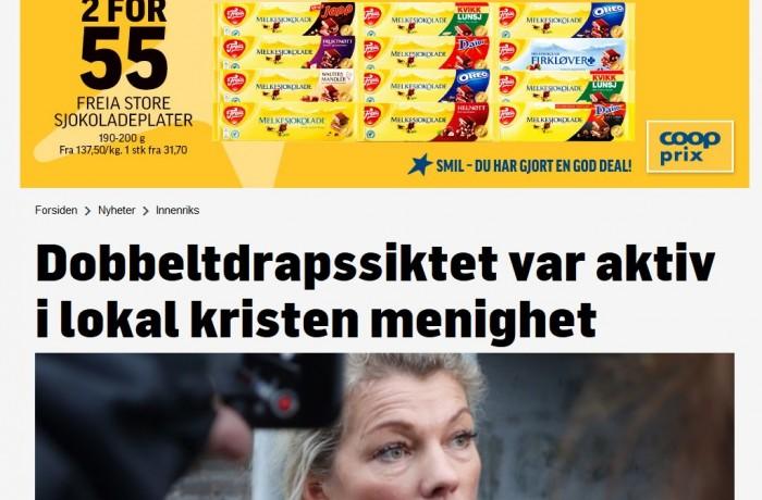Mental lidelse å være kristen etter Kristiansand drapet?
