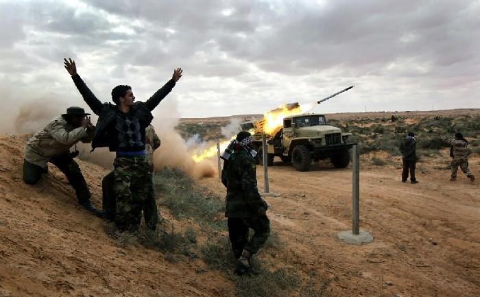 Mediaskapte kriger og terror