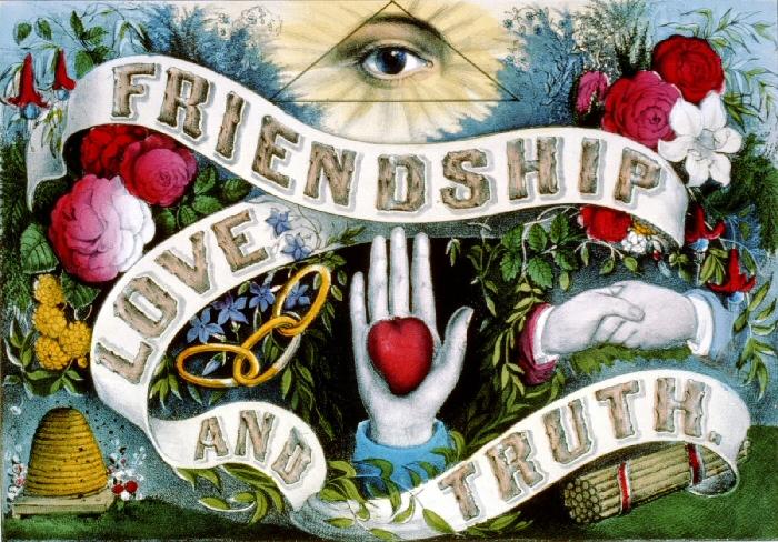 Å elske sannhet og kjærlighet
