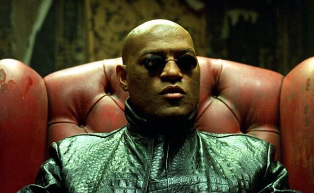 """""""Hva er virkelig, Neo?"""", spør Morpheus i filmen The Matrix."""