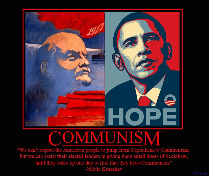 Kommunismen gav aldri opp arbeidet for verdensherredømme med en dekadent elite i sin ledelse