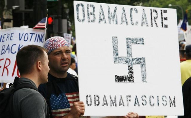 Det er samme folket som står bak Obama som sto bak Lenin, Stalin og Hitler, så hvor fører det oss?