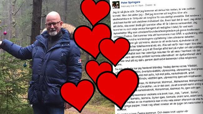 Peter Springare og Frimurernes Metode for å Skape Rasisme