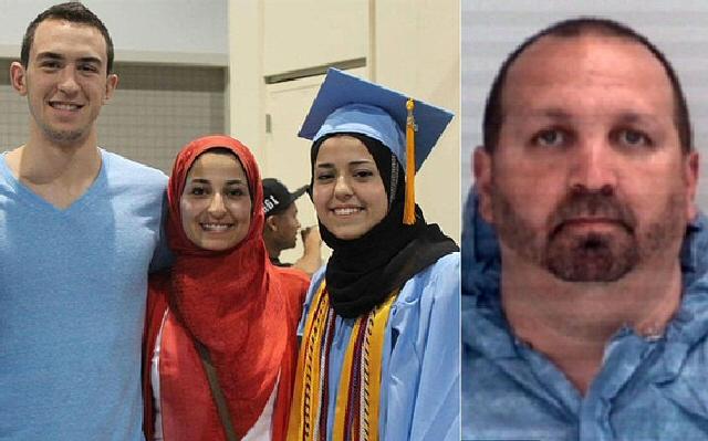 Nye militante Ateismens mordertokt på Chapel Hill