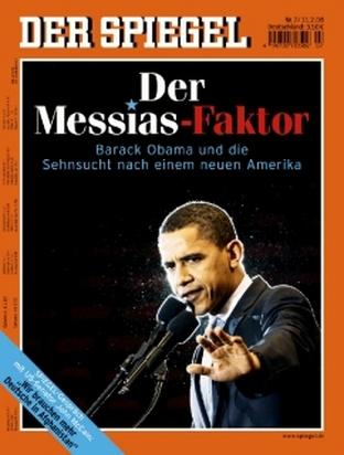 Der Spiegel - The Messias Factor