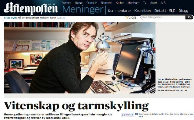 Årets Pilleselger 2012; Jørgen Skavlan
