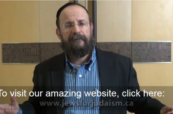 Rabbi Michael Skobac, Jews for Judaism, interpretation of Satan as good