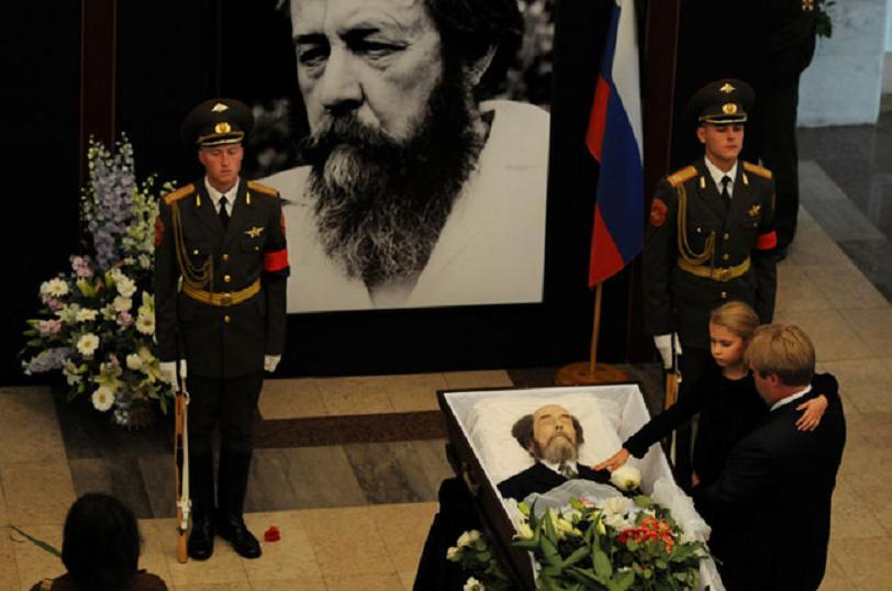 Aleksandr Solzhenitsyn. Verdens samvittighet