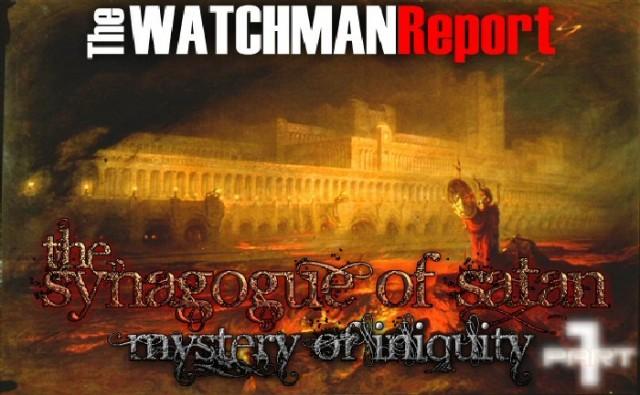 Satans Synagoge – Lovløshetens Hemmelighet