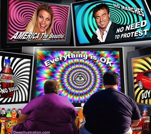 Ny Kur For Mind Control – Slå Av TV'en