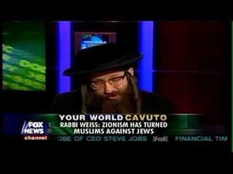 FOX News – Rabbi Weiss; Om Israel