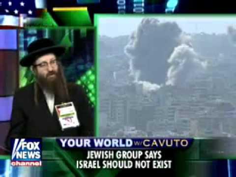 Rabbi Weiss deltar på Holocaust Konferanse i Teheran
